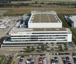 Bosch otwiera w Dreźnie fabrykę półprzewodników