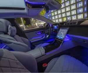 Wnętrze pojazdu znacząco poprawia dobre samopoczucie