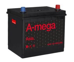 Akumulatory A-mega do samochodów azjatyckich