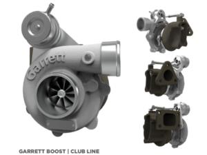 Nowa linia turbosprężarek Garrett w ofercie MotoRemo