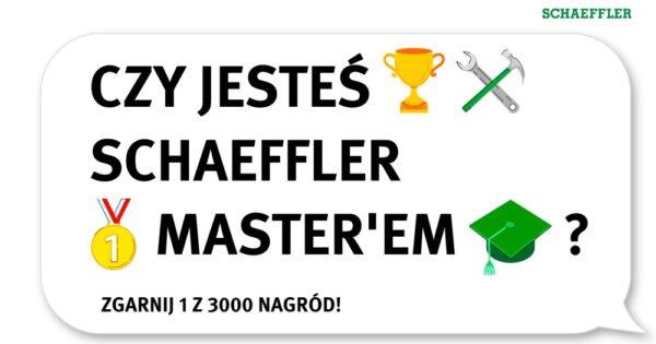 Schaeffler rusza z kolejną Akcją Promocyjną – Schaeffler Masters
