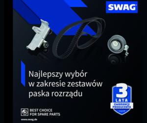 SWAG – najlepszy wybór w zakresie zestawów paska rozrządu