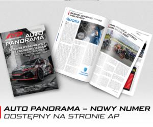 Auto Panorama – drugi numer magazynu Auto Partner SA