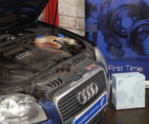 Rozwiązania Blue Print: wymiana sprzęgła w Audi A4