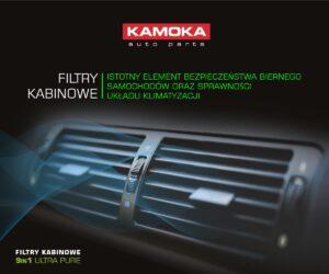 Filtry kabinowe – istotny element bezpieczeństwa biernego samochodów oraz sprawności układu klimatyzacji