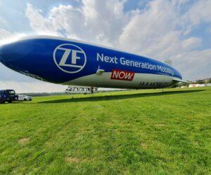 W cieniu Zeppelina – co zaprezentowała firma ZF w Katowicach?