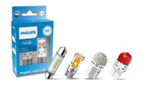Retrofity LED Philips do reflektorów pomocniczych