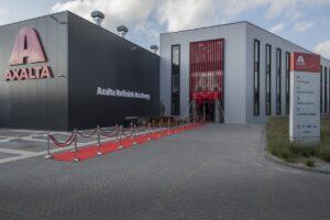Axalta otwiera ultranowoczesną siedzibę wHolandii