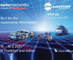 Dr.Motor Automotive na targach Automechanika Frankfurt