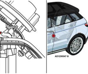 Range Rover Evoque: sporadyczne trudności z uruchomieniem silnika