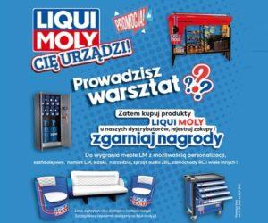 Promocja warsztatowa: Liqui Moly Cię urządzi