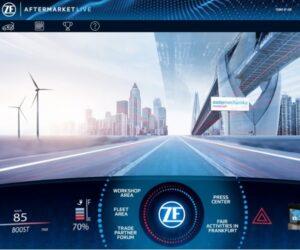 ZF Aftermarket liderem rynku części zamiennych nowej generacji