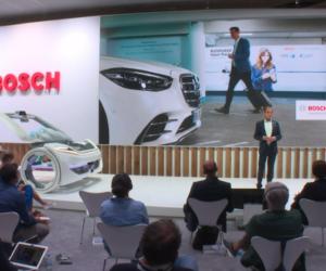 Nowy wymiar mobilności, czyli Bosch na targach IAA w Monachium