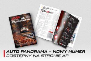 Auto Panorama – trzeci numer magazynu Auto Partner