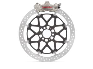 Brembo prezentuje nowy układ hamulcowy na mistrzostwa świata Superbike'ów w 2021 roku