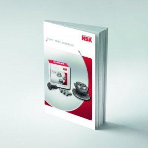Katalog zestawów łożysk do piast kół ProKIT NSK udostępniony do pobrania w formacie PDF